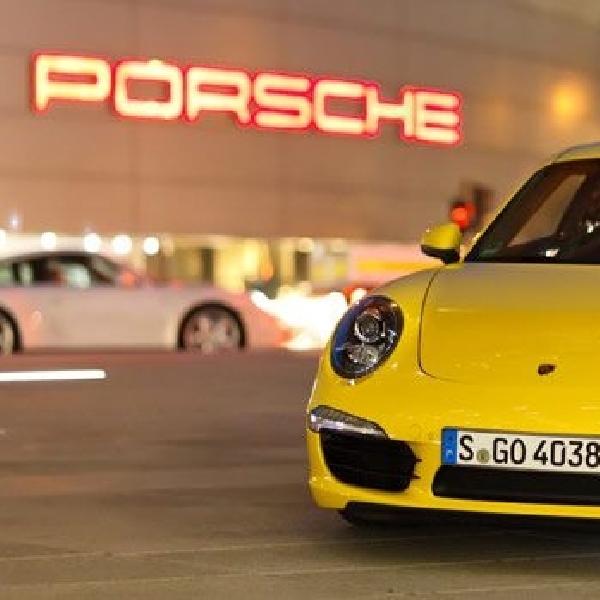 Porsche rekrut banyak tenaga kerja untuk tingkatkan produksi