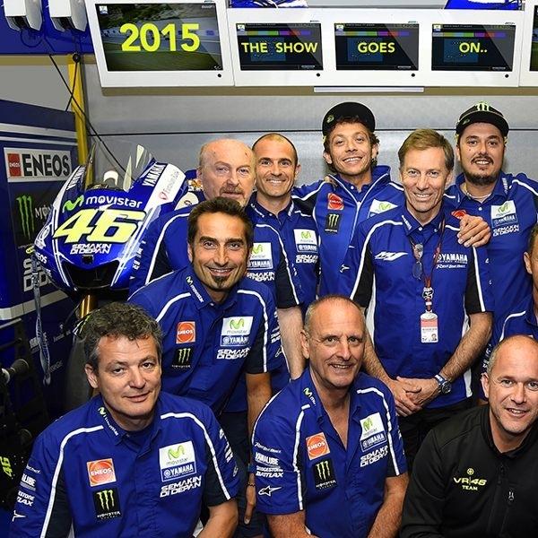 Kontrak diperpanjang, Rossi dipastikan akhiri karir bersama Yamaha