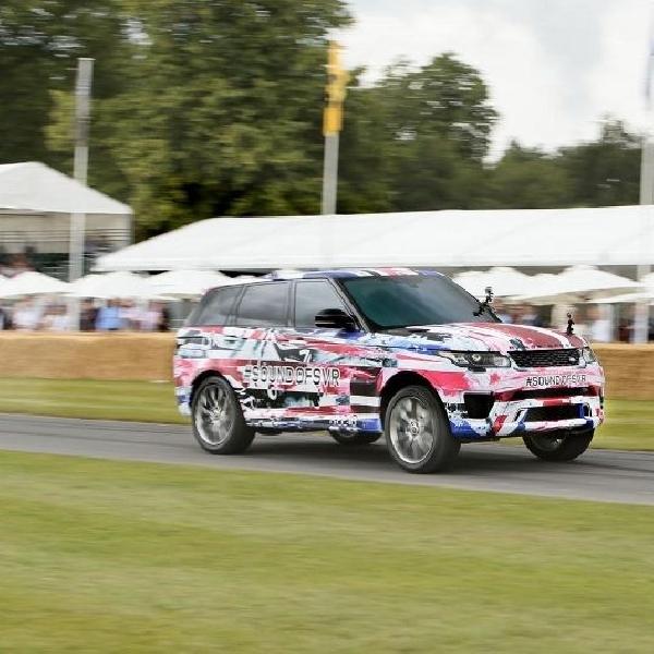 Prototipe Range Rover Sport SVR garang