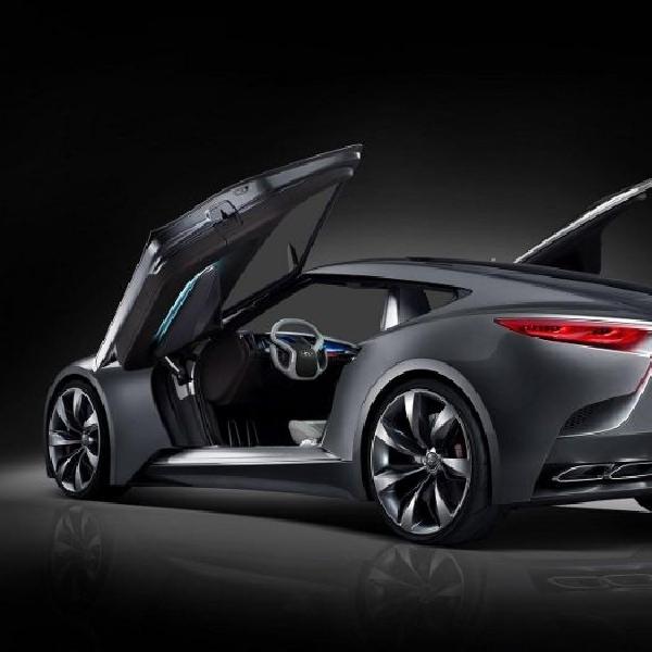 Generasi lanjutan Hyundai Genesis Coupe usung mesin V8