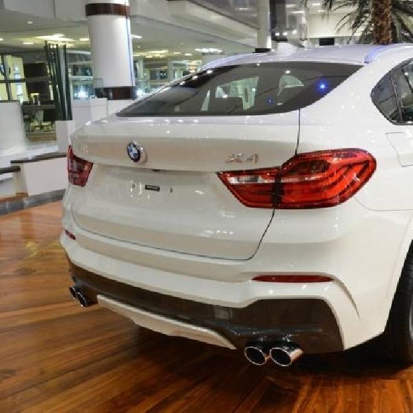Paduan apik BMW X4 dengan paket modifikasi M Sport