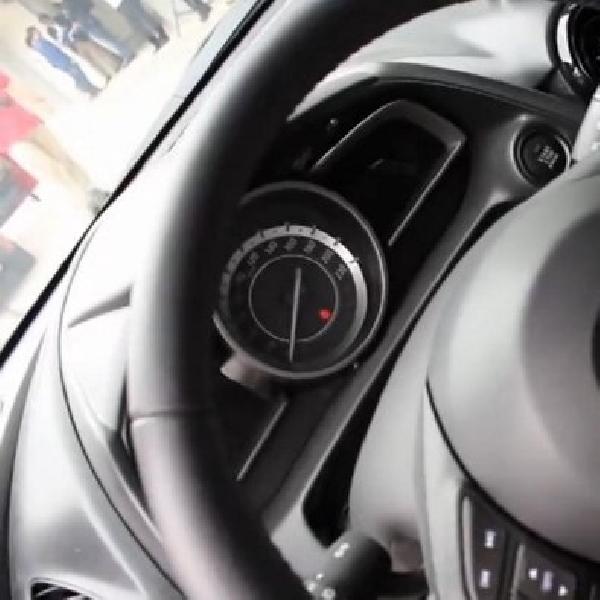Bocoran Interior All New Mazda2 2015