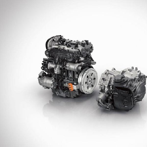 Rincian mesin yang diusung Volvo XC90 generasi kedua