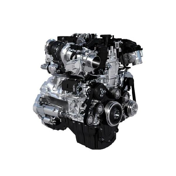 Jaguar Land Rover beberkan informasi mesin baru Ingenium