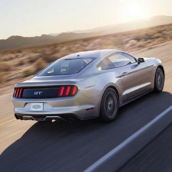 Ford Mustang 2015 masuk produksi pekan depan