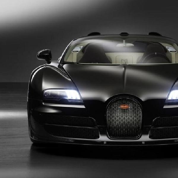 Penerus Bugatti Veyron diklaim bertenaga 1.500 PS