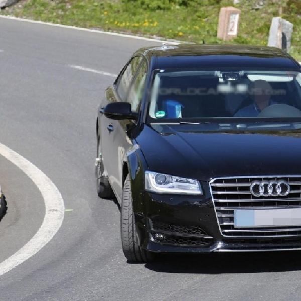 Penampakan model terbaru Audi A8