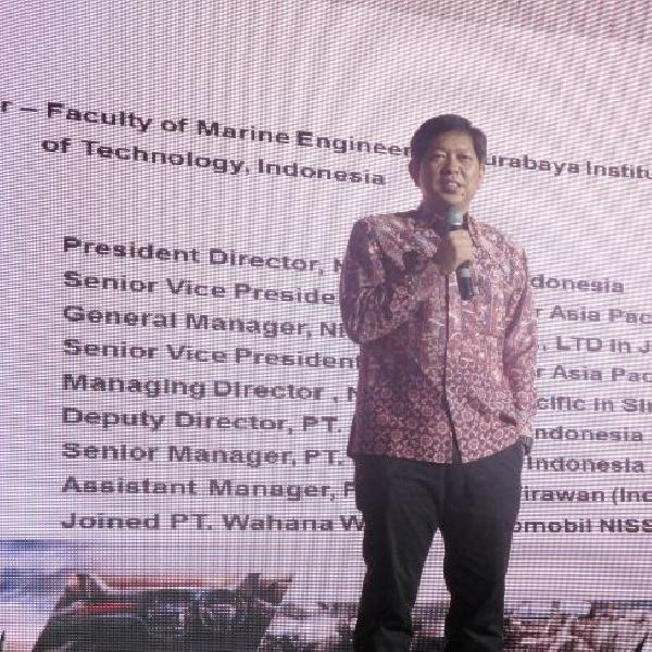 Stephanus Ardianto, Presiden Direktur Nissan Motor Indonesia yang baru