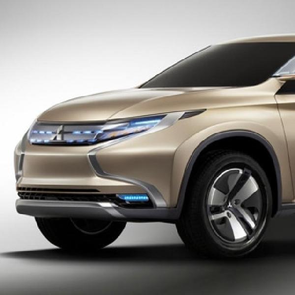 Mitsubishi Triton 2015 akan berwajah futuristik