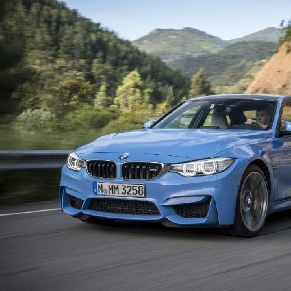 Duo M terbaru BMW mendarat di tanah air