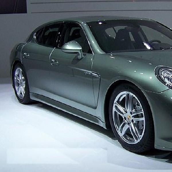 Penjualan Porsche secara global merangsek naik tahun ini