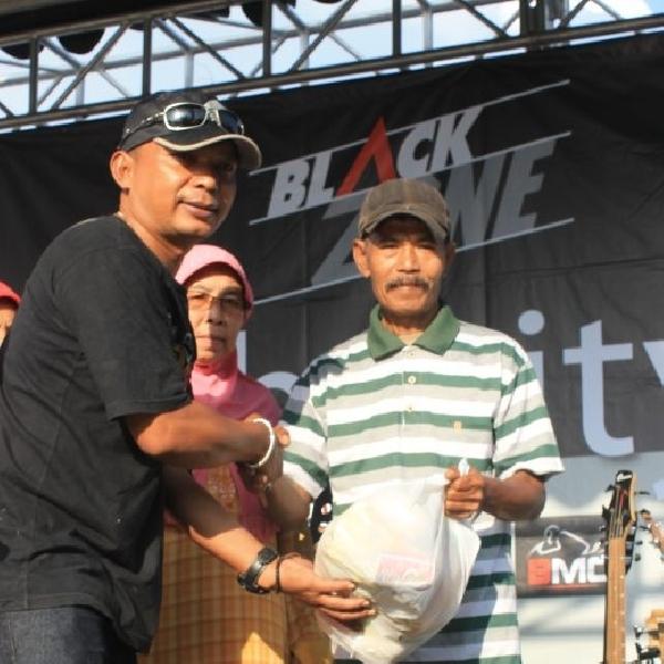 Midjar charity bareng BMC dan BCC Bandung Kabupaten