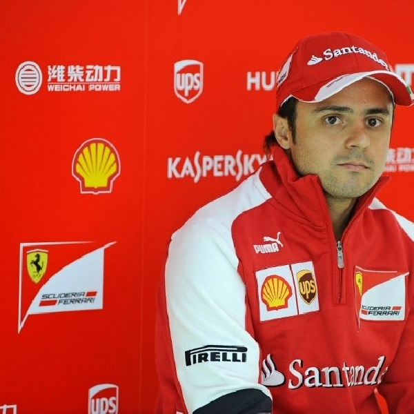 Felipe Massa optimis singkirkan Red Bull di Klasemen