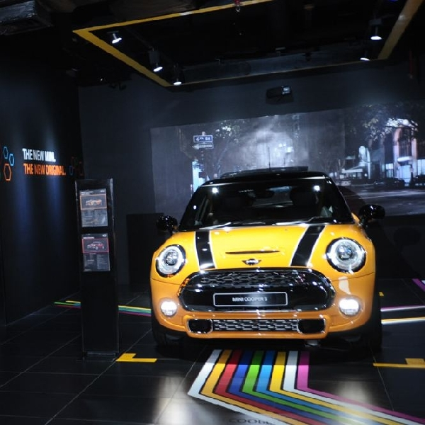 MINI Exhibition, suguhan baru nan atraktif bagi konsumen
