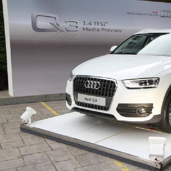 5 Alasan mengapa anda harus memilih Audi Q3 1.4 TFSI