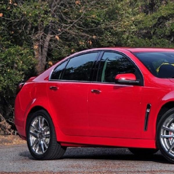 Chevrolet SS 2015 hadir dengan fitur baru