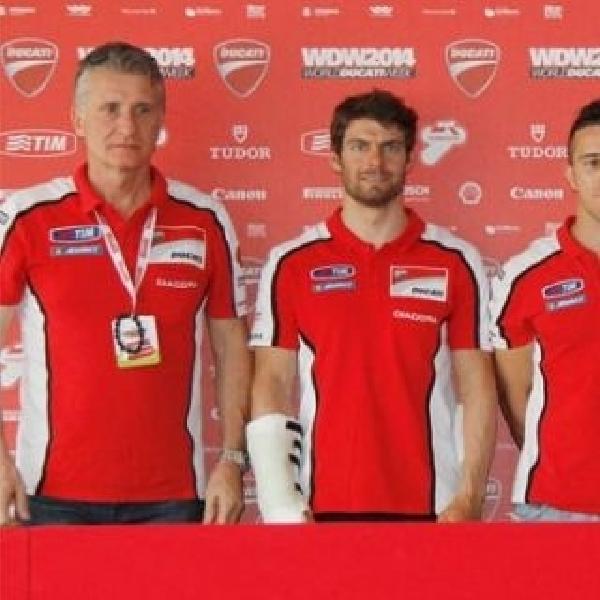 Tahun depan Ducati tiga pebalap?