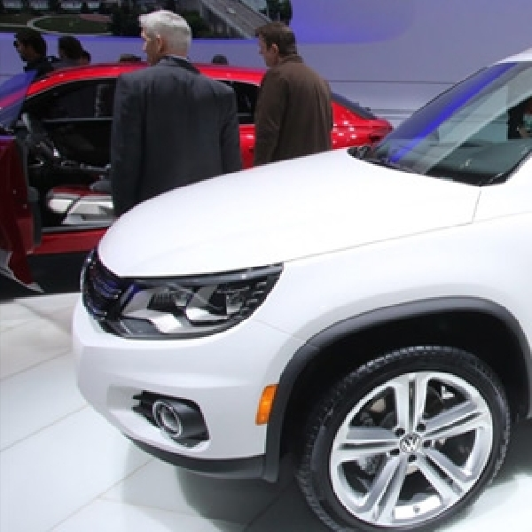 Generasi kedua VW Tiguan akan adopsi model 7 Penumpang