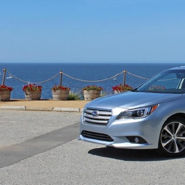 Subaru berhasil tingkatkan penjualan Legacy hingga 40 persen