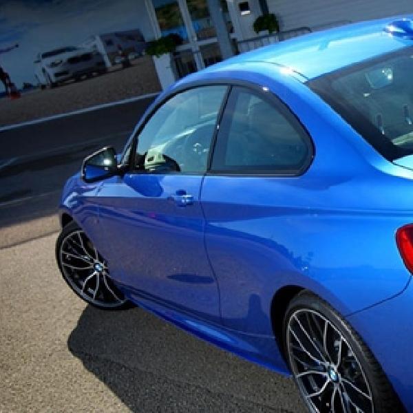Model baru M235i Track Edition meluncur di Belanda