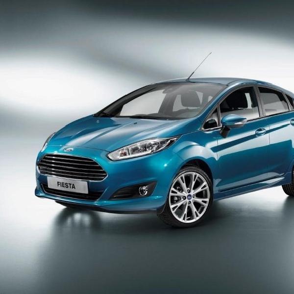 Ford Fiesta didaulat jadi mobil terlaris di Inggris