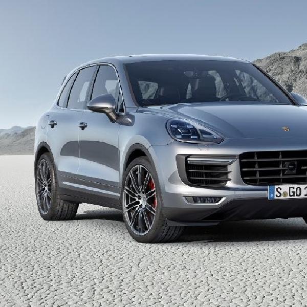 Porsche Cayenne terbaru segera meluncur