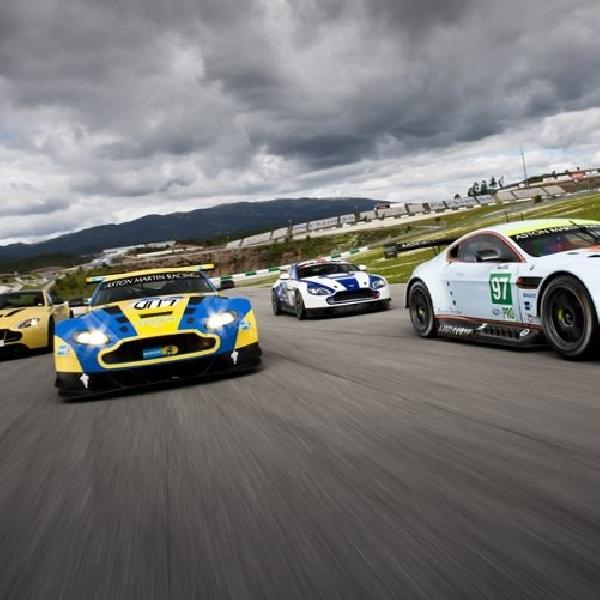 Lima Aston Martin ikutan balap ketahanan 24 jam