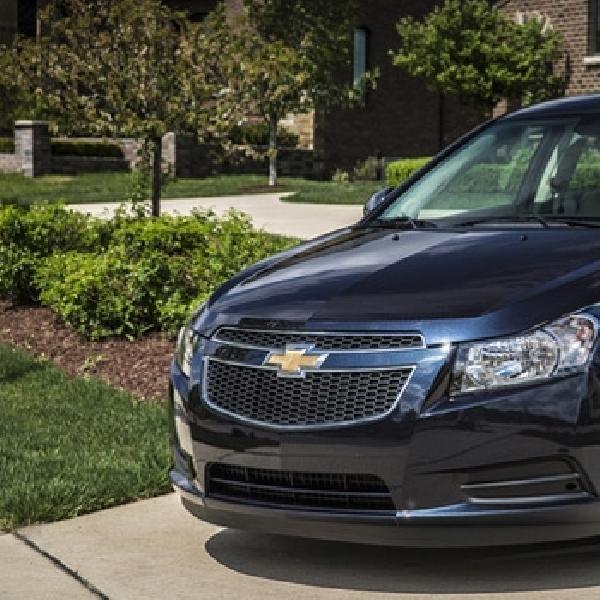 Penjualan Chevrolet Cruze Diesel Tidak Memuaskan