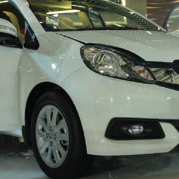 Honda Mobilio segera mengaspal di India