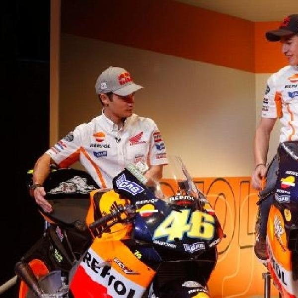Komentar duo pebalap Repsol Honda akan motor pendahulunya