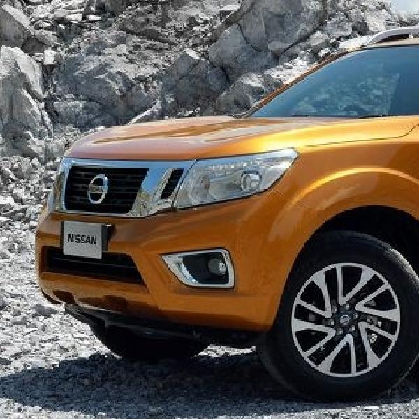 Nissan tengah siapkan model SUV dari pickup Navara