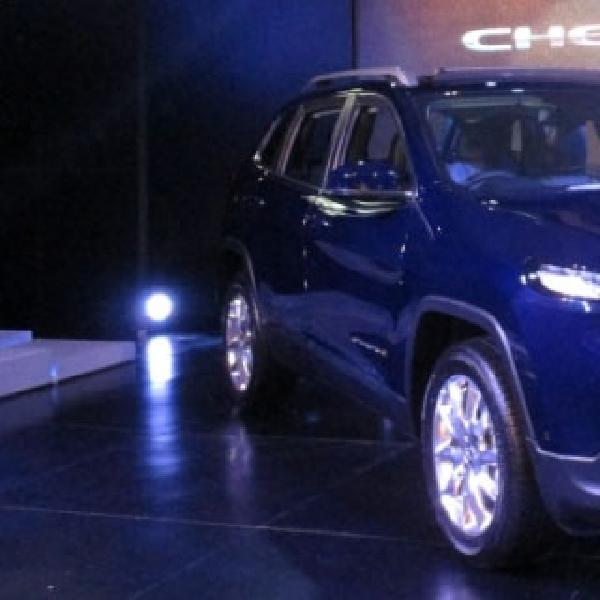 Indonesia Negara Pertama di ASEAN Yang Mendapatkan All New Jeep Cherokee