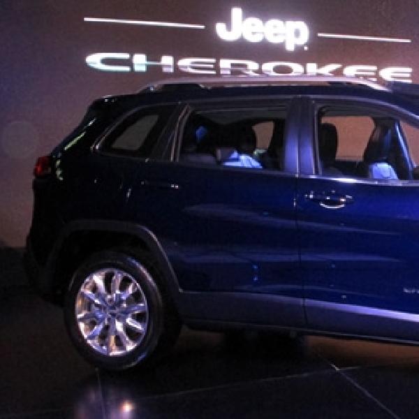 All-new Jeep Cherokee Punya 70 Fitur Keselamatan dan Keamanan