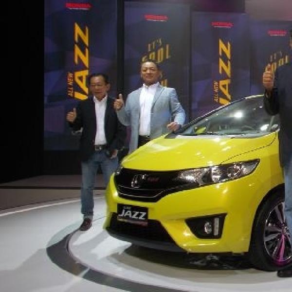 Sejak diluncurkan All New Honda Jazz sudah terjual 2.758 unit