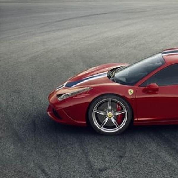 Varian baru Ferrari 458 Spider Speciale tengah disiapkan