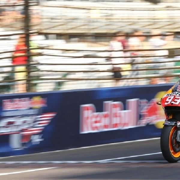 Marquez Sejajar dengan Para Legenda Grand Prix