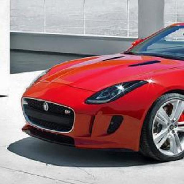 Jaguar Tarik Varian F-Type Terkait Rear Spoiler