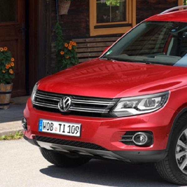 Sebanyak 151.389 Unit Volkswagen Tiguan Terpaksa Ditarik Kembali