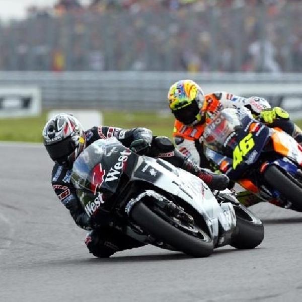Rossi akan menyamai rekor Alex Barros