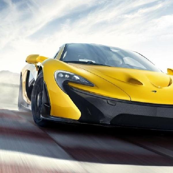 Tak ada rencana membangun McLaren P1 Spyder