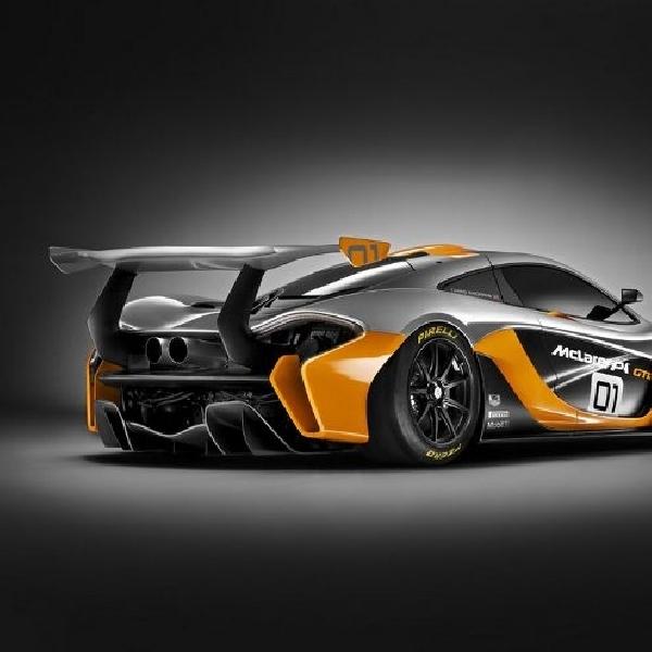 McLaren P1 GTR tawarkan kesempurnaan pengendaraan