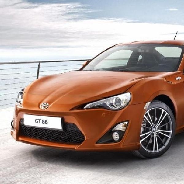 Toyota tengah garap proyek mobil sport baru dibawah GT86