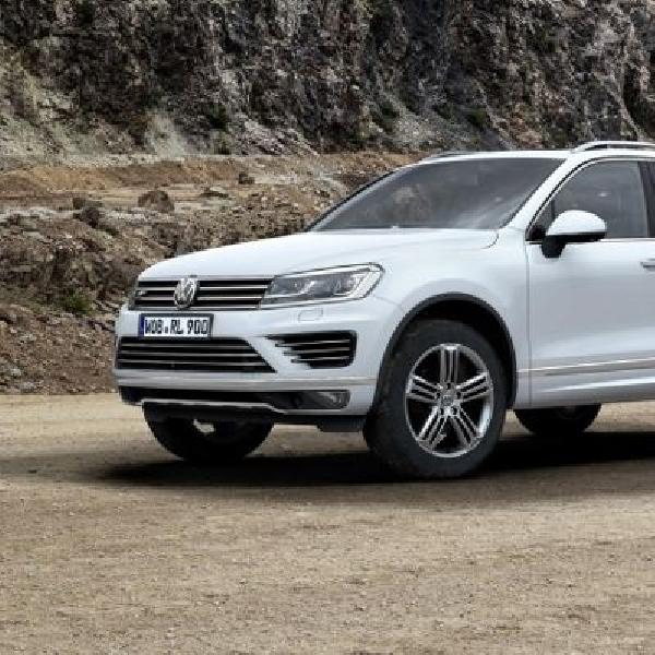 Volkswagen Touareg facelift menghentak pasar otomotif Inggris