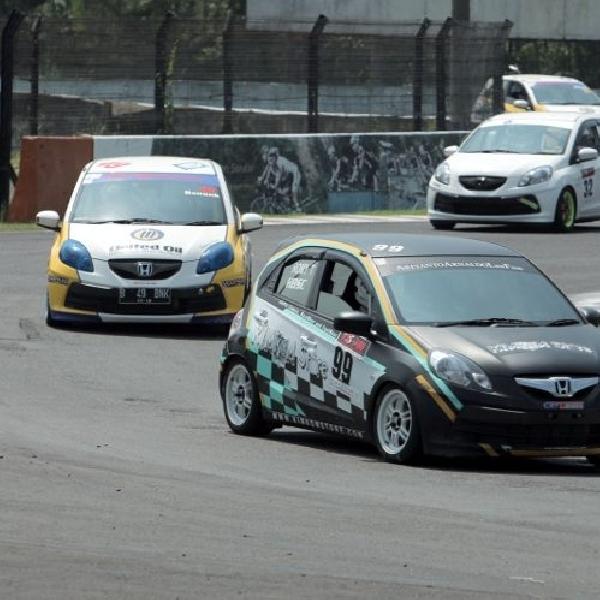 Tim balap Honda dominasi kemenangan di ajang HJSC dan ITCC