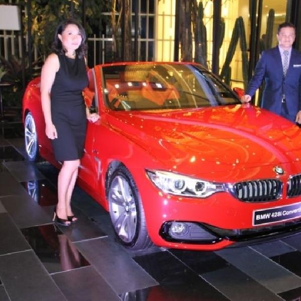 BMW Group Indonesia resmi luncurkan All-new BMW 4 Series Convertible dan Gran Coupe