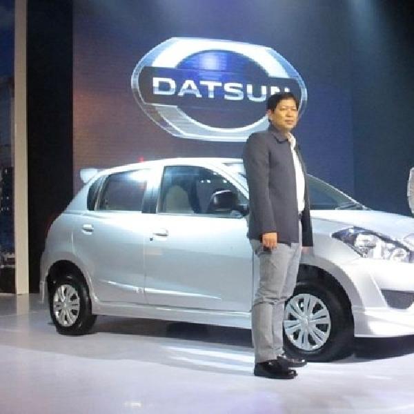 Datsun GO Panca Hatchback sudah bisa dipesan hari ini