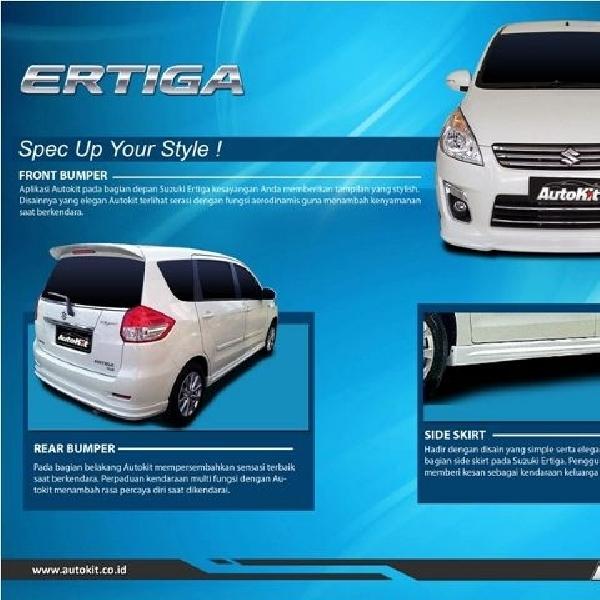 Manfaatkan promo Autokit untuk upgarde tampilan mobil anda