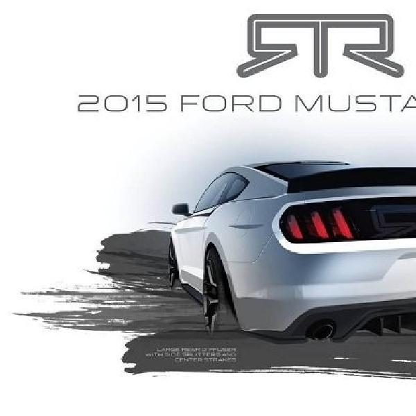 Ford Mustang RTR rilis Januari 2015