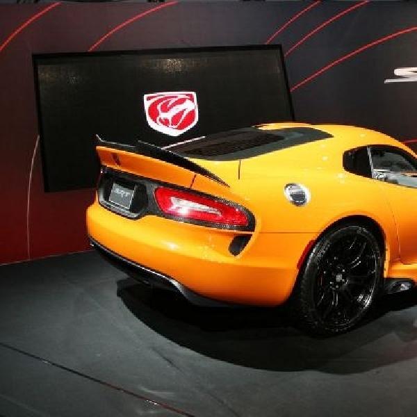 Kemungkiinan Dodge Viper adopsi mesin V10 Supercharged