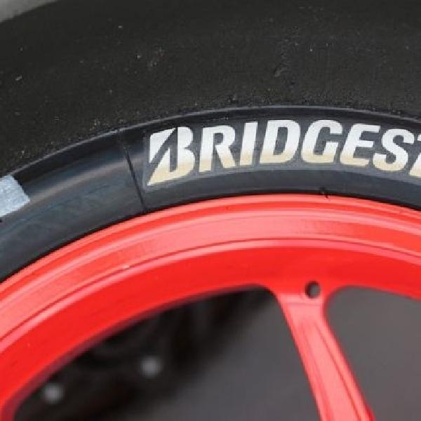 Bridgestone akan mencoba ban slik asimetris